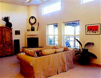 Award Winning Pueblo Style Home First Place Home Of