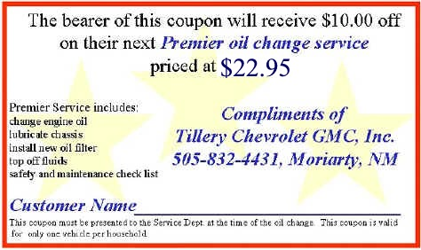 oil image your service coupons and summertimeprep deals chevrolet local on car dealer special idea change from